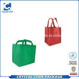Quadratische heiße Verkaufs-Lebensmittelgeschäft-Einkaufstasche