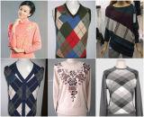 Macchina per maglieria piana del multi maglione automatico del calibro