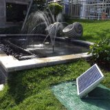 Фонтан водяной помпы 17V DC безщеточный солнечный 10W солнечный