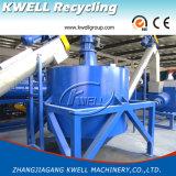 De plastic Lijn van Recycing van de Vlokken van de Wasmachine/van het Huisdier van de Fles/de Plastic Maalmachine van het Recycling