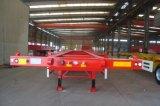 Tri-Welle 60 Behälter-Sattelschlepper der Tonnen-40FT