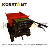 Descarregador do baixo ruído da potência verde mini com o motor 1200W elétrico para o uso da exploração agrícola da agricultura