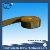 Cinta tejido fibra caliente del basalto de la venta