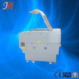 Máquina de gravura dobro do laser da cabeça para o bracelete de borracha (JM-640T)