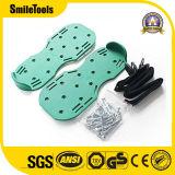 Chaussures extérieures de transitoire d'aérateur de pelouse d'herbe de jardin de pp