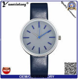 Les affaires faites sur commande de mouvement du Japon de cuir de montre d'hommes de calendrier de datte d'OEM de marque de la mode Yxl-391 observent la montre-bracelet des hommes occasionnels