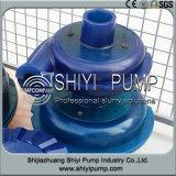 Анти- кисловочным выровнянный полиуретаном насос Slurry разделяет турбинку