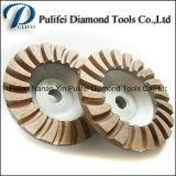 Roda de mármore de moedura do copo do granito concreto da roda de diamante da pedra do assoalho