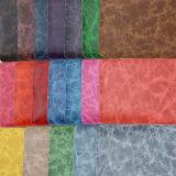 明るいパターンデザインソファーの家具製造販売業(F8002)のための総合的なPU PVC革