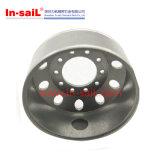 Constructeur Chine de pièces usiné par précision d'acier inoxydable et d'aluminium