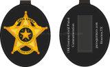 La policía de encargo Badges divisas de los militares de las divisas del nacional