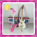 Игрушка гитары DIY с микрофоном