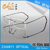 Aucune lunetterie titanique simple de MOQ (5531)