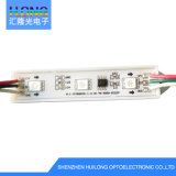 módulo do diodo emissor de luz do diodo emissor de luz RGB de 0.72W SMD 5050 para anunciar o Signage