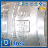 Didtek 4 дюйма служило фланцем шариковый клапан литой стали нержавеющей стали CF8m плавая