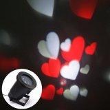 セリウムのRoHSの装飾のための公認のロマンチックな中心プロジェクターライト休日ランプ