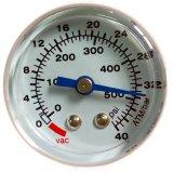 Appareil d'inflation à ballon pour une utilisation jetable avec des robinets d'arrêt
