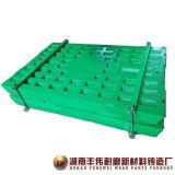 Gießerei Soem-Bergbau-Kiefer-Zerkleinerungsmaschine-Abnützung-Teile mit konkurrenzfähigem Preis