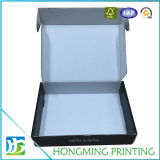 Foldable 광택이 없는 끝마무리 검정에 의하여 주름을 잡는 포장 상자