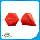創造的なダイヤモンドの形の結婚式キャンデーのギフトのペーパー包装ボックス