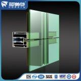 Het Frame van de Gordijngevel van het aluminium Met de Prijs van de Kwaliteit