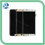 Индикация экрана касания Samsung LCD для агрегата LCD края Samsung S7