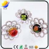 Schöner Blumen-Blumen-Schmucksache-Ring zutreffend