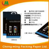 Proveedor Aceptar caja de papel personalizado con la ventana de PVC