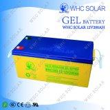 Batería rápidamente retractable de Graphene del gel de 12V 200ah para la Sistema Solar