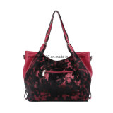 Het grote Rode Bont van de Manier beëindigt Dame Shoulder Bag (MBNO042046)