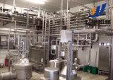 Chaîne de production chaude de yaourt de bouteille en verre de vente