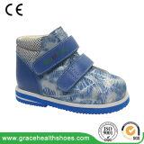 Ботинок детей ленты фиоритуры ботинки двойных волшебных протезные