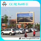 Panneau d'affichage à cristaux liquides en plein air P8 / P10 pour panneau publicitaire publicitaire