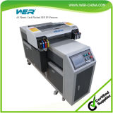 Funcionamiento estable A2 impresoras planas ULTRAVIOLETA de 420 * 1200 milímetros LED para el vidrio