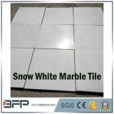 """"""" Losa de mármol gruesa venta Hote 3 blancos como la nieve para los azulejos del pasillo"""