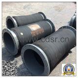 Boyau hydraulique industriel de drague de débit de l'eau