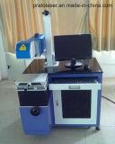 Schwachstrom CO2 Laser-Radierungs-Maschine für Bekleidungszubehör
