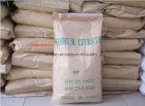 Citrato de sodio cristalino descolorido o blanco del polvo