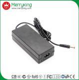 AC gelijkstroom van het Type van Desktop Adapter 12V 5A met UL/cUL/FCC/Ce/GS/CB/SAA/PSE/Kc Certs