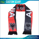 フットボールは遊ばす汚れのアルバニアのスカーフ(J-NF19F03015)を