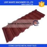 Les matériaux de construction de qualité de Wante ont galvanisé la tuile de toit de prix de vente de plaque en acier