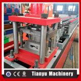 ローラーシャッタードアのパネルの冷たい形成機械
