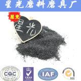 高い硬度の砂の送風研摩の炭化ケイ素の黒