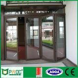新しいデザインBiのフォールドのドアアルミニウムドア