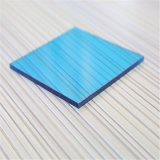 Лист ударопрочного поликарбоната 4mm твердый для звукового барьера