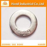 De Vlakke Wasmachine DIN125 van het Roestvrij staal S32304 van Duples