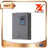 Inversor da freqüência do controle de vetor da movimentação do motor da boa qualidade VFD (BD550)