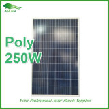 Professionele Fabrikant van 250W PV Zonnepaneel van China