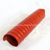 Condotto rosso del silicone di alta qualità per ventilazione industriale