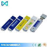 형식 주문 USB 지팡이 기억 장치 섬광 드라이브